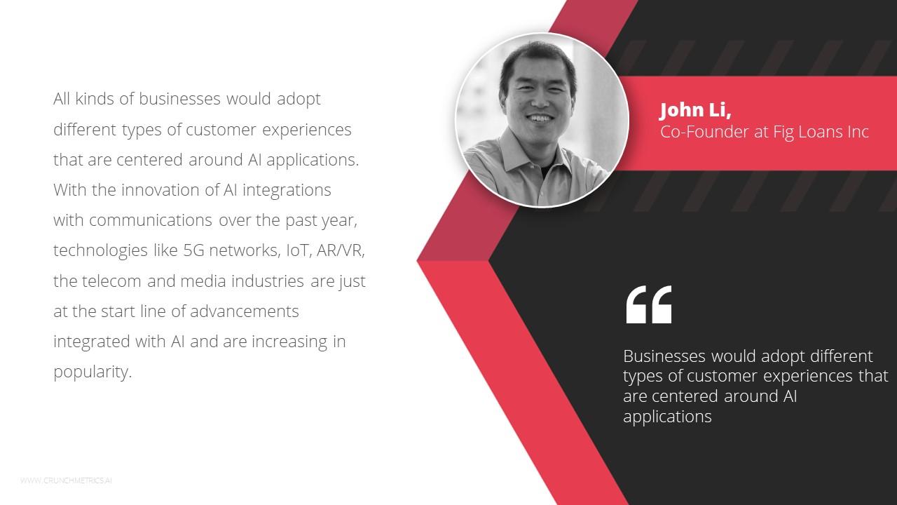 John Li, Co-founder & Technical lead at Fig Loans