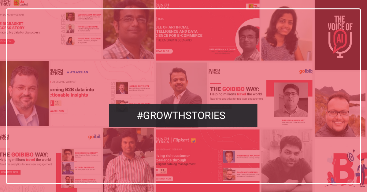 Data-driven Growth Stories